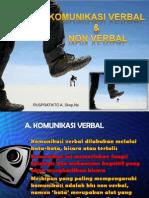 Bahasa Verbal – Non Verbal