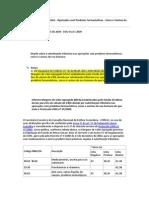 Lista Prd NCM Sub Tributária