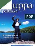 Kauppapolitiikka 3 / 2009