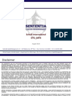 Sententia Capital Schuff International b8ea1a96be