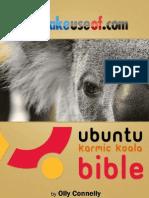 Ubuntu Guide by Karmic Koala