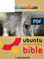 Ubuntu Guide by Karmic Koala