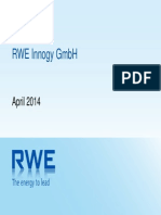 RWE Fact Book Renewable Energy April 2014