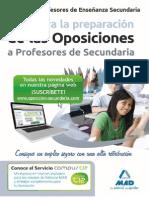 LIBRO - Preparacion Oposiciones a Profesores de Secundaria 2011