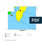 Geological map of Oterpolu and surrounding areas of Ghana