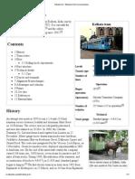 Kolkata Tram - Wikipedia, The Free Encyclopedia