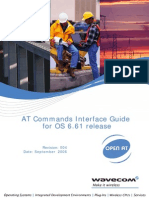 At Command Interface Guide