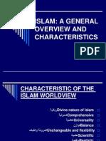 Islam Characteristics