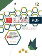 EI Summit Brochure 2014