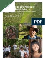 Aprendiendo Sobre Pagos Por Servicios Ambientales. Fundamentos Para La Elaboración de Proyectos de Carbono Forestal