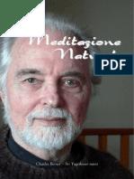 Meditazione Naturale Charles Berner