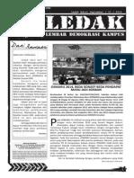 """Ledak 2 """"OSMARU 2014, BEDA KONSEP BEDA PENDAPAT MARU JADI KORBAN"""""""