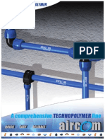 Compressed Air Piping Aluminium