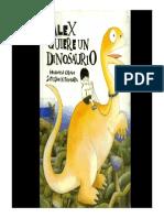 Alex Quiere Un Dinosaurio - Hiawyn Oram y Satoshi Kitamura