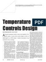 Temperature Control Design