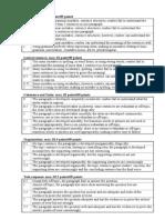 Paragraph Marking Schemes