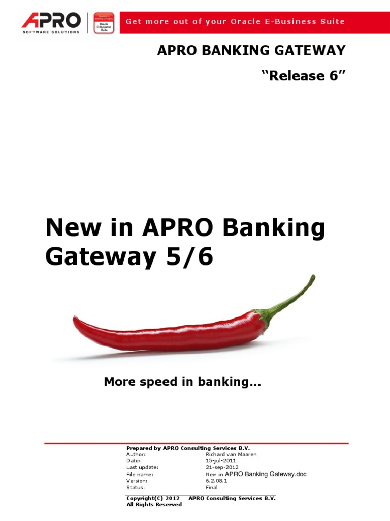 APRO Gateway | Debit Card | Payments
