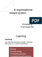 Learning&Reward System 1
