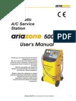 5001 Fa User Manual