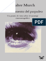En El Momento Del Parpadeo - Walter Murch