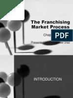 Chapter 5 - Franchise Market Process