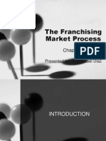 Chapter 5 - Franchise Market Process