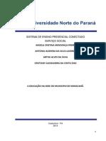 Educação Municipio Maracanâ