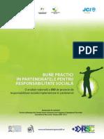 Ghid de Bune Practici in Parteneriatele Pentru Responsabilitate Sociala