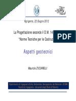 MZ_AG - Aspetti Geotecnici 22 Giugno 2012
