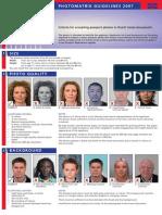 Requirements Passport Picture
