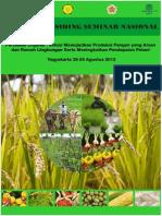 Prosiding Seminar Nasional Pertanian Organik 2013-Abstrak