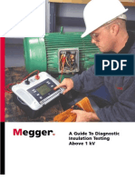 Insulation Testing using Megger