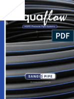 1a Aquaflow HDPE Pipe Catalogue