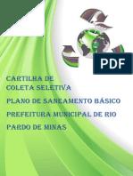 Cartilha de Coleta Seletiva Da EMBRAPA Agroindustria de Alimentos