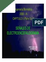Electro en Cefalo Grama