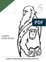 Gomis Blanco, Alberto- Los Libros de Darwin
