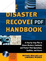 [2004] - Disaster Recovery Handbook, The a Step-By-Step Plan to Ensure Business Continuity and Protect Vital Operations, Facilities, And Asset