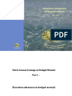 DGE Part III Hazardous Substances in Dredged Material