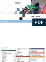 Delphi Passenger Car Light Duty Truck Emissions Brochure 2012 2013
