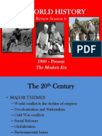 1900 Present
