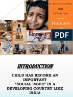 Ppt Social Issues-child Labour
