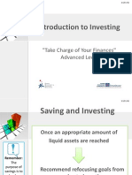 Introduction to Investing PowerPoint Presentation 1.12.1.G1