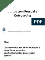 Custos Com Pessoal e Outsourcing_AssembleiaMunicipal_7Julho2014