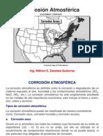 Corrosión atmosférica