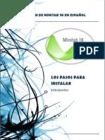 Como Instalar Minitab 16 en Español