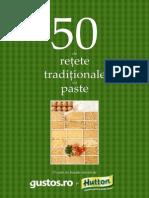 50 de Retete Traditionale Cu Paste Hutton