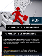 Ambiente de Marketing - Aula
