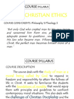 Overview of Moral Situations and Contemporary Moral Trends