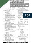 Ssc Mains (Maths) Mock Test-15 (Solution)