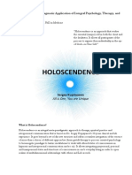 Holoscendence Method